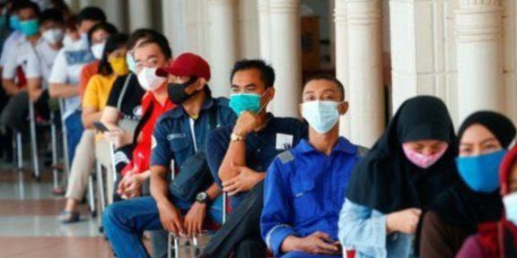 PERIODISTAS DE INDONESIA RECIBIRÁN VACUNA ANTICOVID