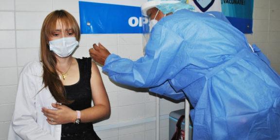 Vacunación en América Latina