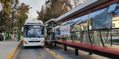 Reordenan transporte público en Cetram