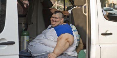 Mexicano más obeso del mundo