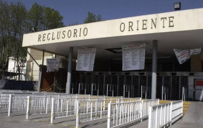 INVESTIGAN HALLAZGO DE RESTOS EXTERIOR DEL RECLUSORIO ORIENTE