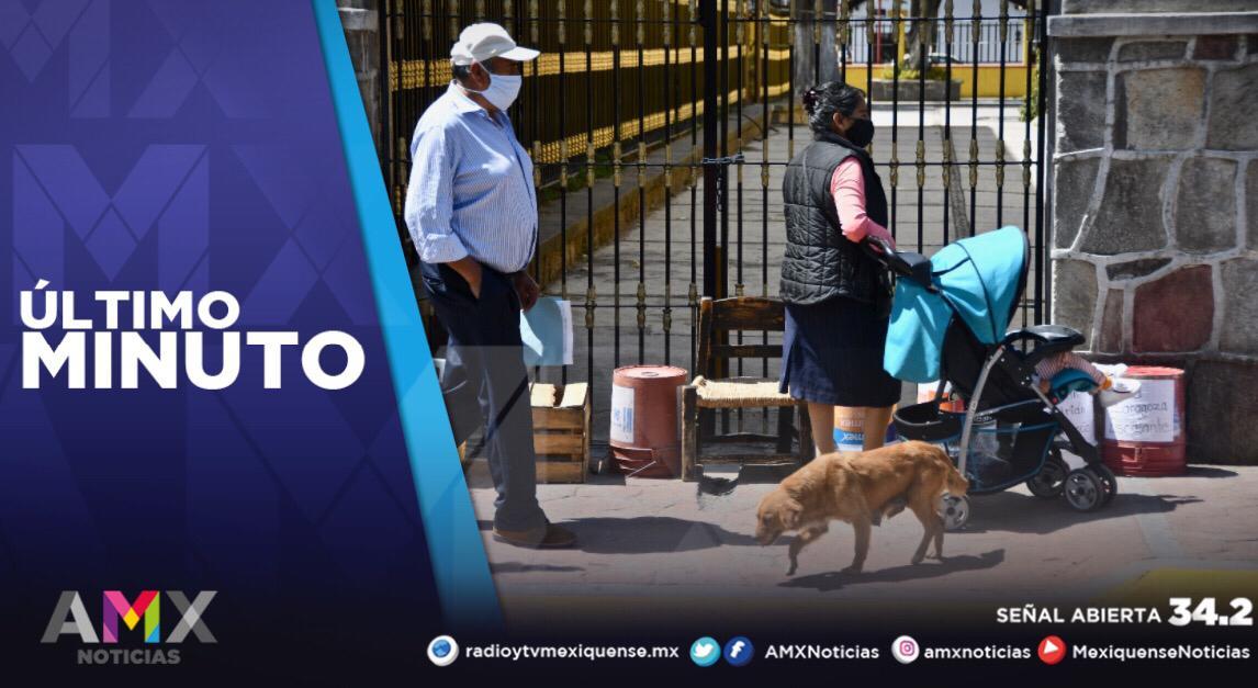 A CASI UN AÑO DEL PRIMER CASO DE COVID-19 EN EL EDOMÉX SE REGISTRAN 151 MIL 316 CONTAGIOS