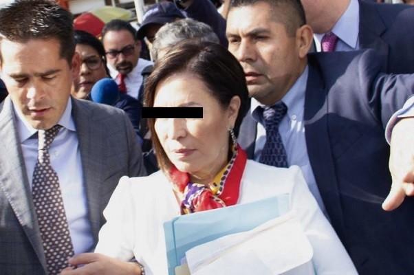 ROBLES PROPONDRÁ ACUERDO A FGR: DECLARASE CULPABLE Y 6 AÑOS DE PRISIÓN