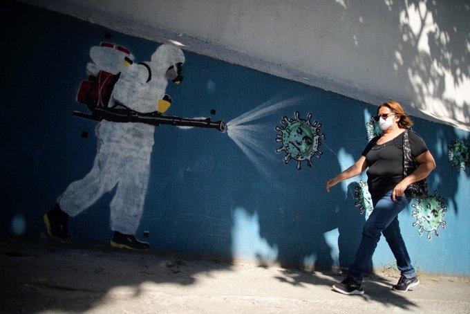 AMÉRICA LATINA LA REGIÓN MÁS AFECTADA EN EL MUNDO POR LA PANDEMIA
