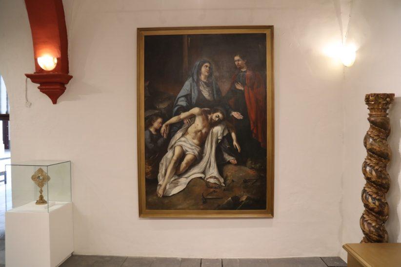 CUENTA MUSEO DE BELLAS ARTES CON JOYAS DECIMONÓNICAS