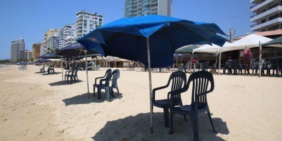 Cierre de playas en Semana Santa