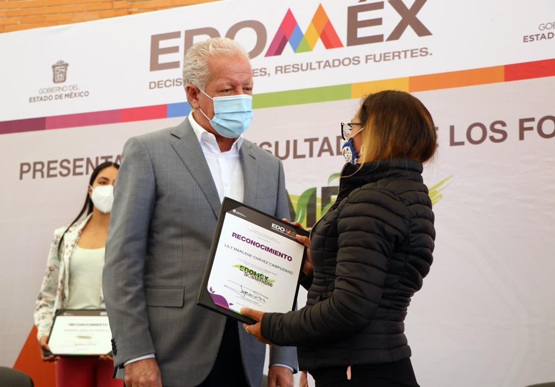 33 ACCIONES BUSCARÁN FORTALECER EL MEDIO AMBIENTE EN EL EDOMÉX