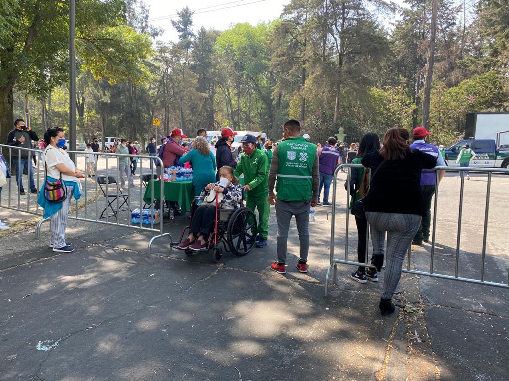 INICIA CAMPAÑA DE VACUNACIÓN EN LA ALCALDÍA MIGUEL HIDALGO