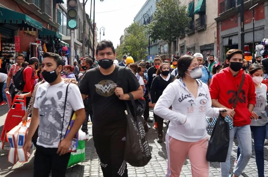 EL MUNDO SE DIRIGE AL MAYOR PICO DE INFECCIONES DE COVID: OMS
