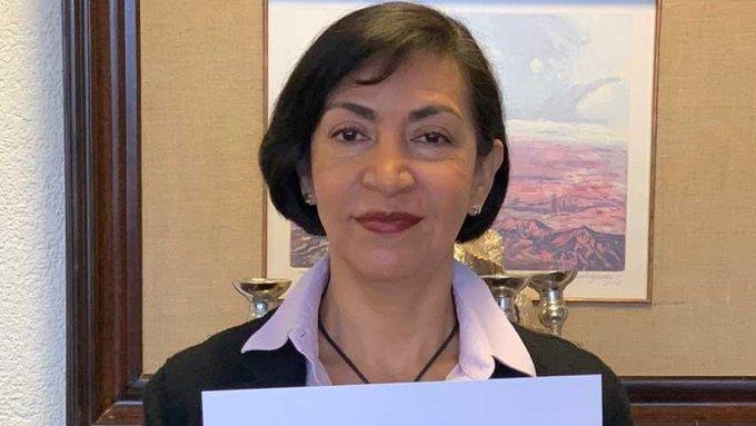 MARÍA DEL SOCORRO FLORES ES LA PRIMERA JUEZA MEXICANA DE LA CORTE INTERNACIONAL EN EL HAYA