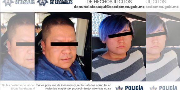 LOCALIZAN CAJA SECA CON REPORTE DE ROBO
