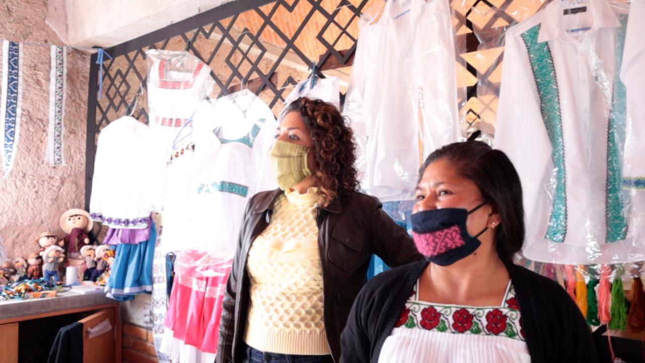 MUJERES REPRESENTAN MÁS DE LA MITAD DE LA FUERZA LABORAL EN EL TURISMO MEXIQUENSE