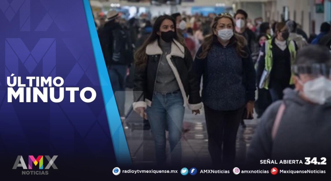 MÉXICO ACUMULA 194 MIL 490 FALLECIMIENTOS A CAUSA DEL COVID-19