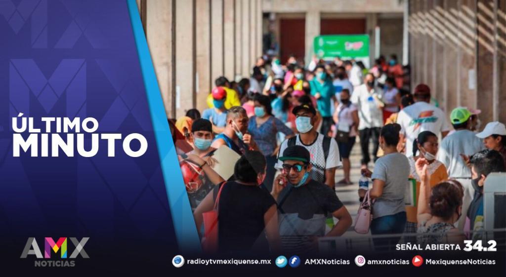 SE REGISTRAN 36 MIL 456 CASOS ACTIVOS DE COVID-19 EN MÉXICO