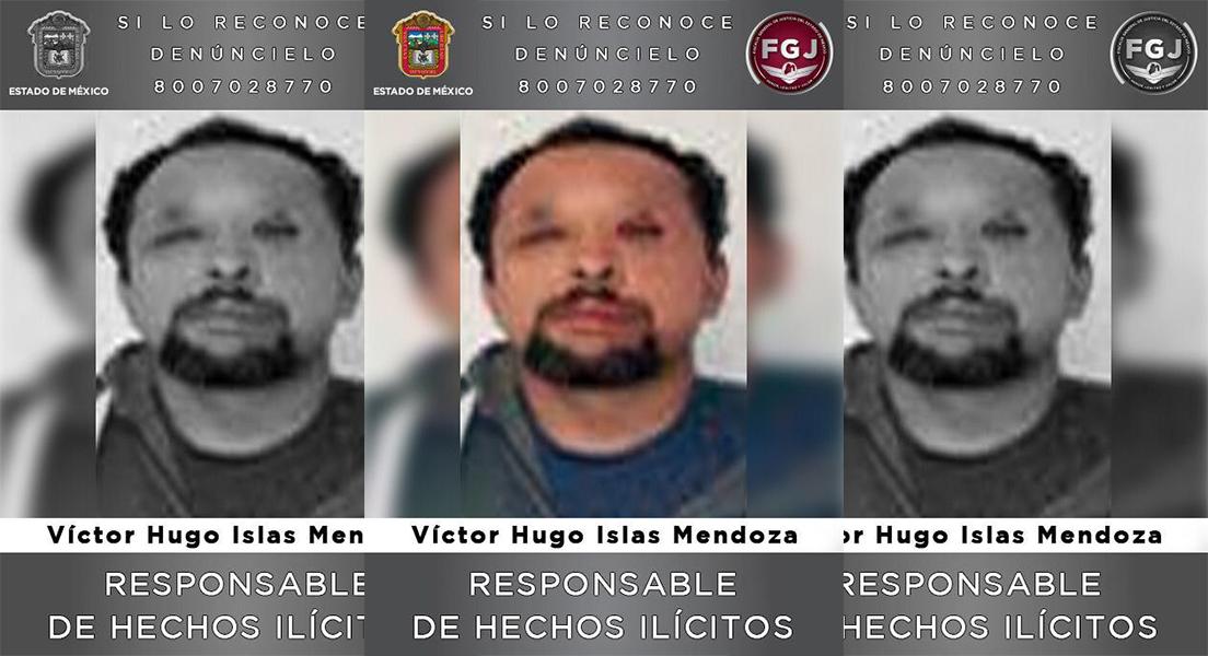 RECIBE HOMICIDA DE CHIMALHUACÁN SENTENCIA DE 40 AÑOS