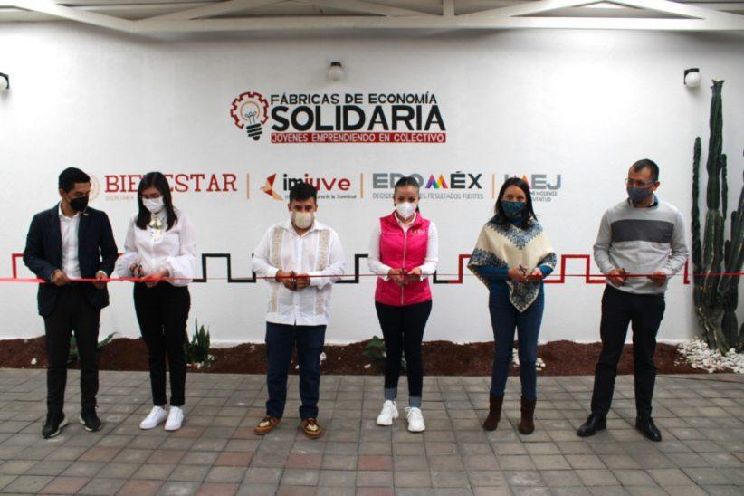 FÁBRICA DE ECONOMÍA SOLIDARIA EN NAUCALPAN