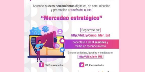 IME DARÁ CURSOS DE ESPECIALIZACIÓN A INCUBADORAS Y ACELERADORAS