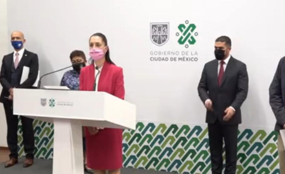 GOBIERNO DE LA CDMX VENDERÁ INMUEBLES DECOMISADOS AL CRIMEN ORGANIZADO: SHEINBAUM