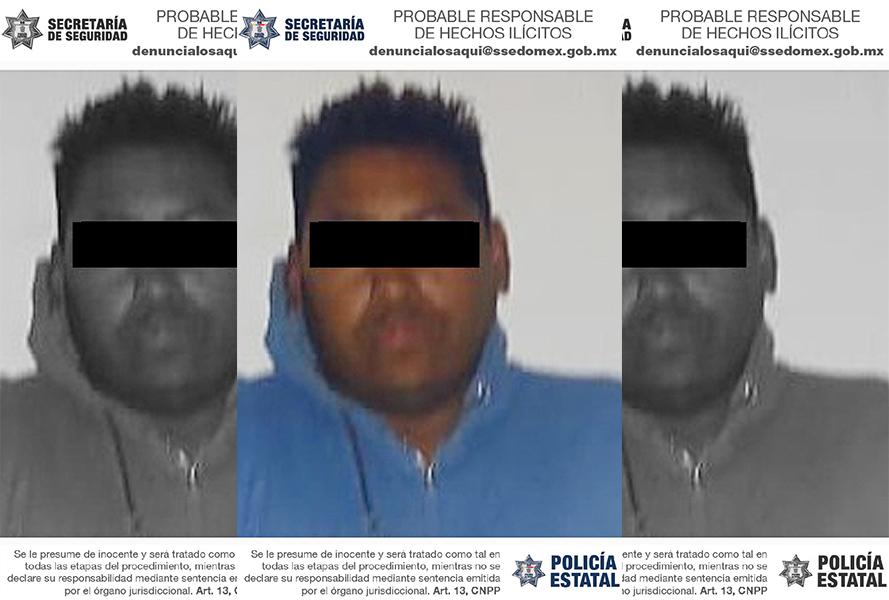 VIDEO: DETIENEN A POSIBLE RESPONSABLE DE AGREDIR Y PRIVAR DE LA LIBERTAD A MUJER