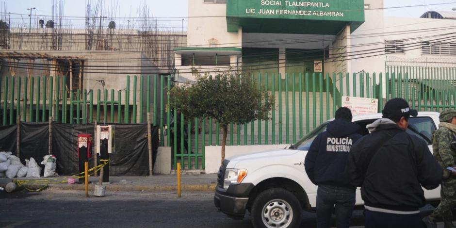SE REGISTRA RIÑA EN PENAL DE BARRIENTOS; HAY UN INTERNO MUERTO