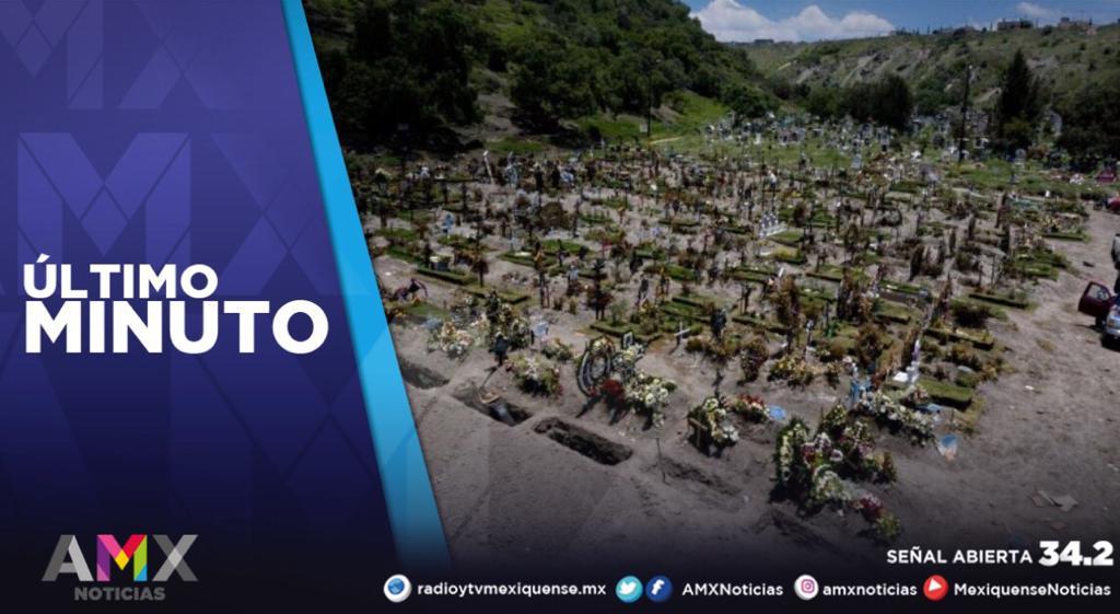 EN EL EDOMÉX HAN FALLECIDO MÁS DE 25 MIL PERSONAS A CAUSA DE COVID-19