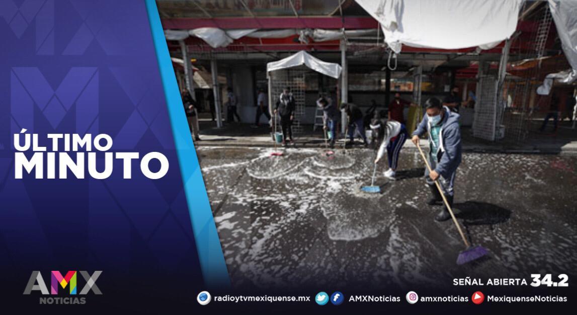 REPORTA EDOMÉX MÁS DE 24 MIL CASOS SOSPECHOSOS DE COVID-19