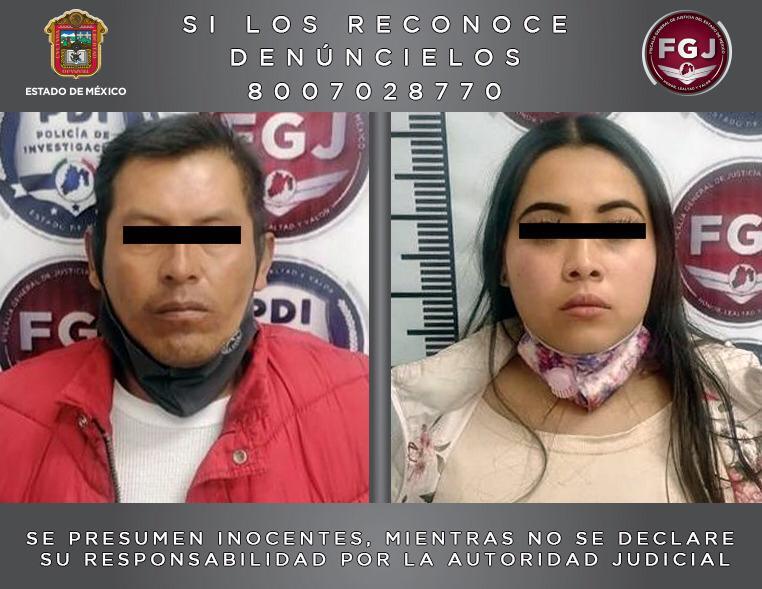 """VINCULAN A PROCESO A DOS PERSONAS POR EL ROBO DE UN VEHÍCULO DE LA PLATAFORMA """"DIDI"""" EN TLALNEPANTLA"""