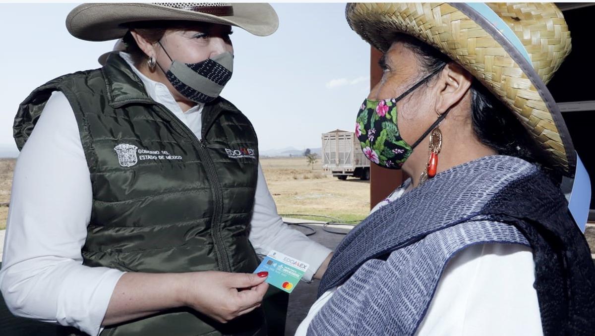 MÁS DE 23 MIL PEQUEÑOS PRODUCTORES SON BENEFICIADOS CON LA TARJETA PARA EL CAMPO MEXIQUENSE