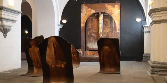 MUSEO DE BELLAS ARTES EXHIBE EL LENGUAJE DE RAFAEL CAUDURO
