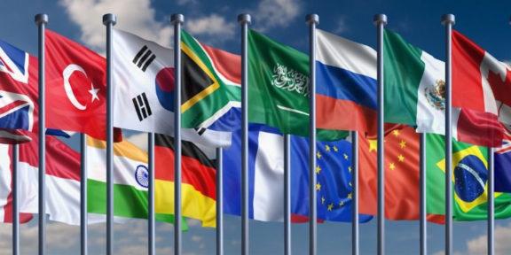 RECOMIENDA G20 MANTENER AYUDAS PÚBLICAS PARA ESTABILIZAR LA ECONOMÍA MUNDIAL