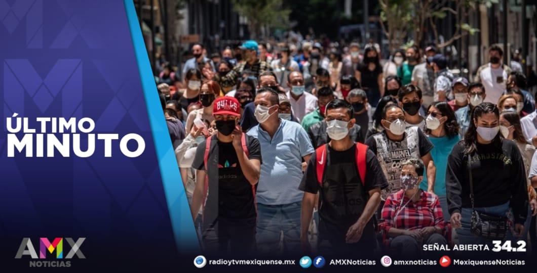 CDMX PERMANECE EN SEMÁFORO NARANJA DE ALERTA POR COVID-19