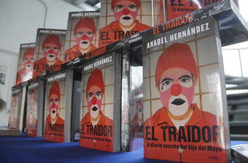 RECOMENDACIÓN DEL LIBRO: EL TRAIDOR