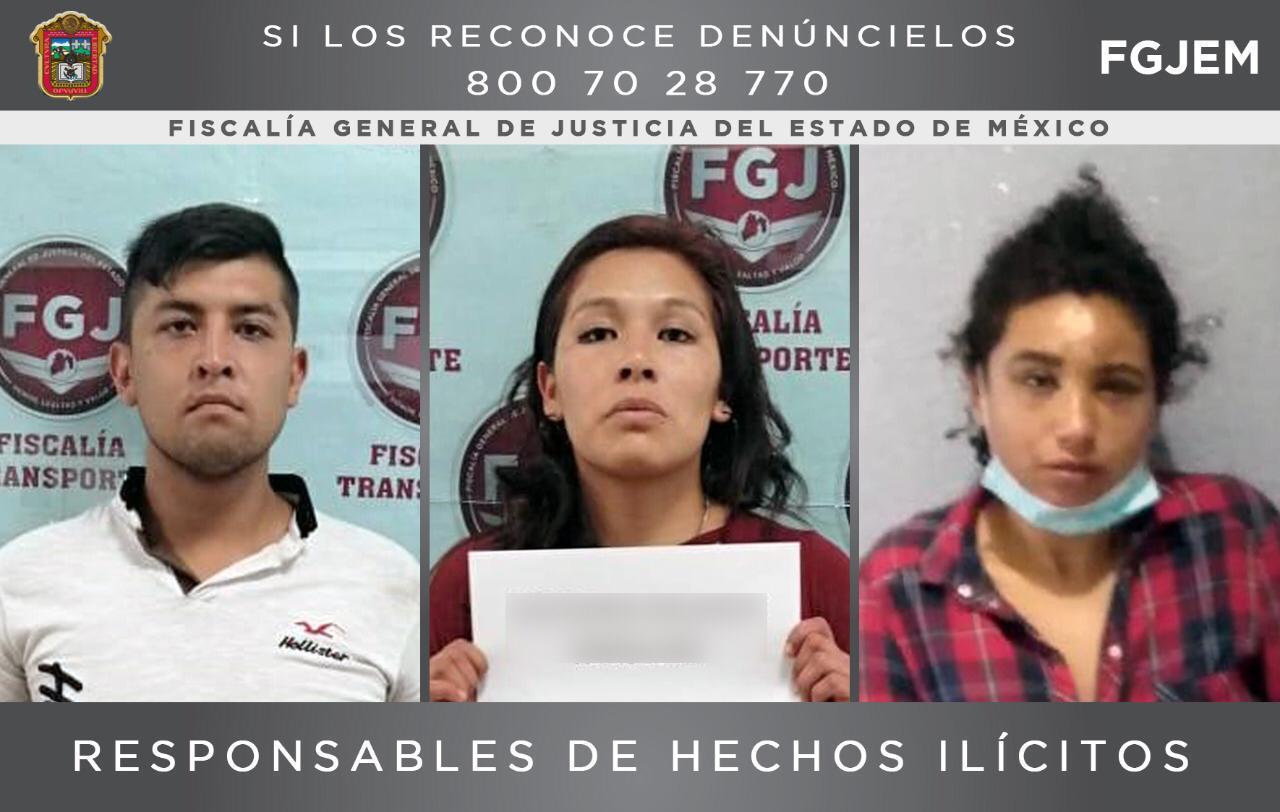 DAN 23 Y 24 AÑOS DE PRISIÓN A TRES ASALTANTES DE TRANSPORTE PÚBLICO