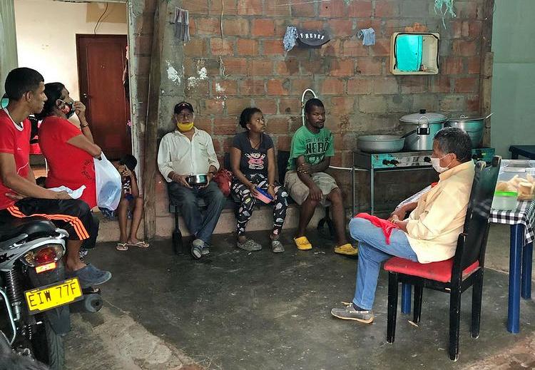 COLOMBIA SE ENCUENTRA CERCA DE LOS 2 MILLONES 553 MIL CONTAGIOS COVID-19