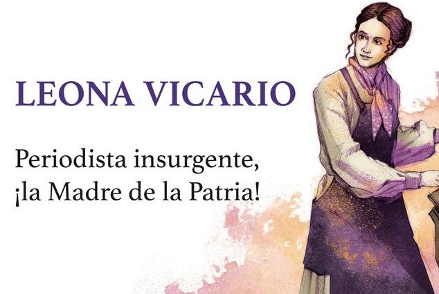 CON PODCAST EN SPOTIFY CELEBRAN EL 232 NATALICIO DE LEONA VICARIO