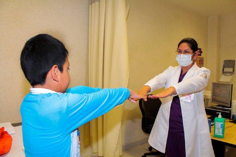 BRINDA HOSPITAL PARA EL NIÑO ATENCIÓN Y TRATAMIENTO DE CALIDAD A 30 MENORES QUE PADECEN HEMOFILIA