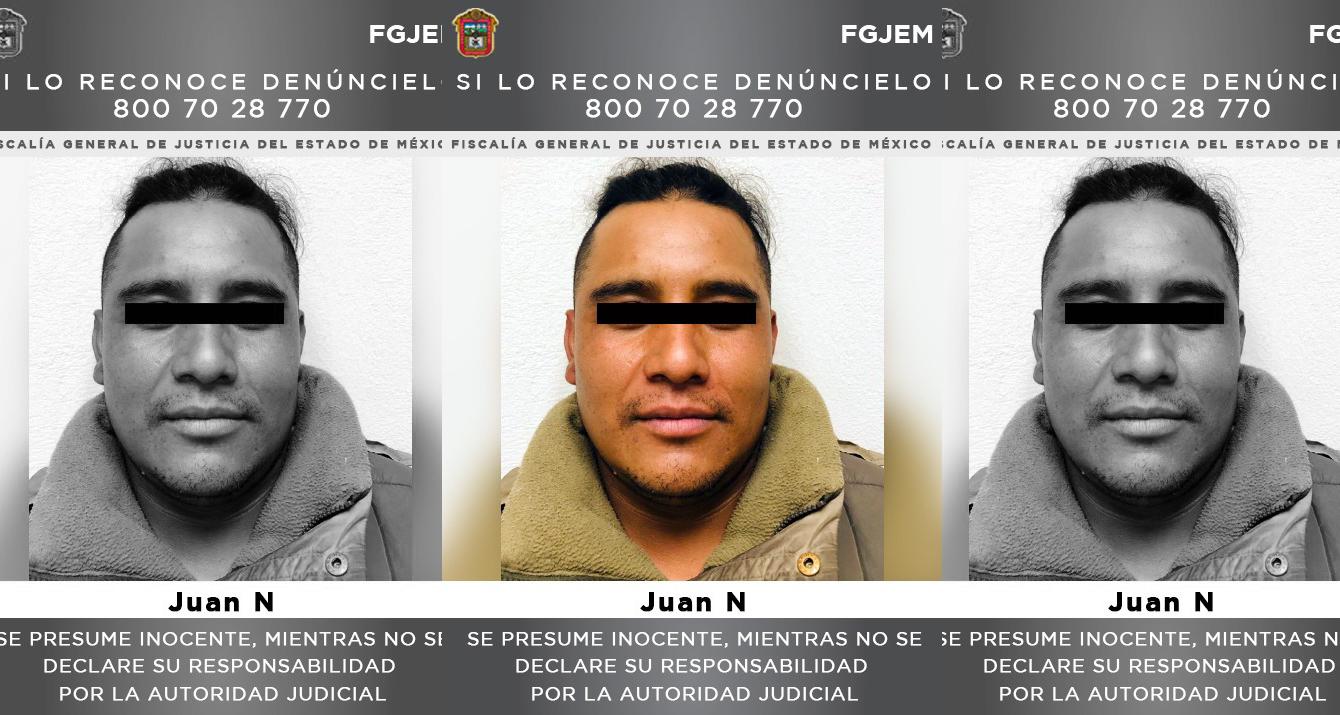 A PROCESO, SUJETO INVESTIGADO POR HOMICIDIO EN TOLUCA
