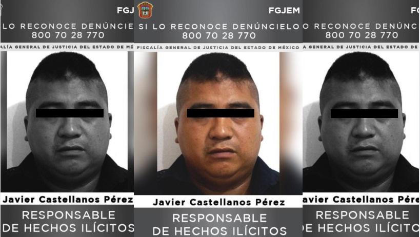 POR SECUESTRO, SENTENCIAN A 87 AÑOS DE PRISIÓN A EX POLICÍA MUNICIPAL DE NICOLÁS ROMERO