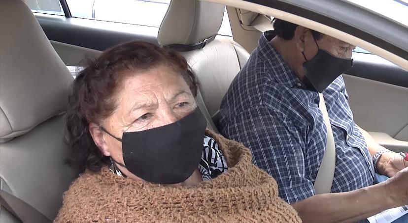 CONSIDERA ROSA MARÍA GARDUÑO QUE COMPLETAR DOSIS DE LA VACUNA ANTICOVID REPRESENTA SEGUIR ADELANTE CON SUS FAMILIAS