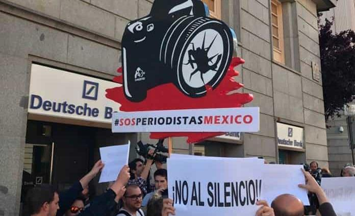 LA VIOLENCIA SIGUE AMENAZANDO LA LIBERTAD DE PRENSA EN MÉXICO
