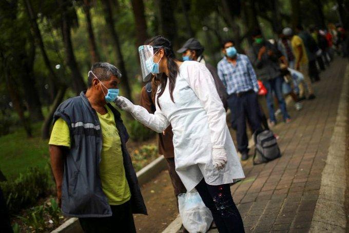 """OPS DETECTA """"LEVE REPUNTE"""" DE CASOS COVID-19 EN MÉXICO, TRAS VACACIONES DE SEMANA SANTA"""