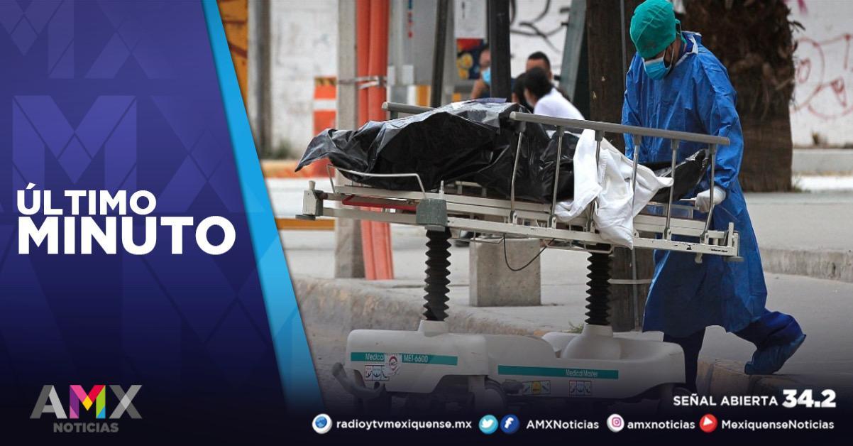 MÉXICO REGISTRA 26 MIL 903 CASOS ACTIVOS DE COVID-19