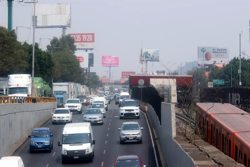 ACTIVAN CONTINGENCIA AMBIENTAL EN EL VALLE DE MÉXICO