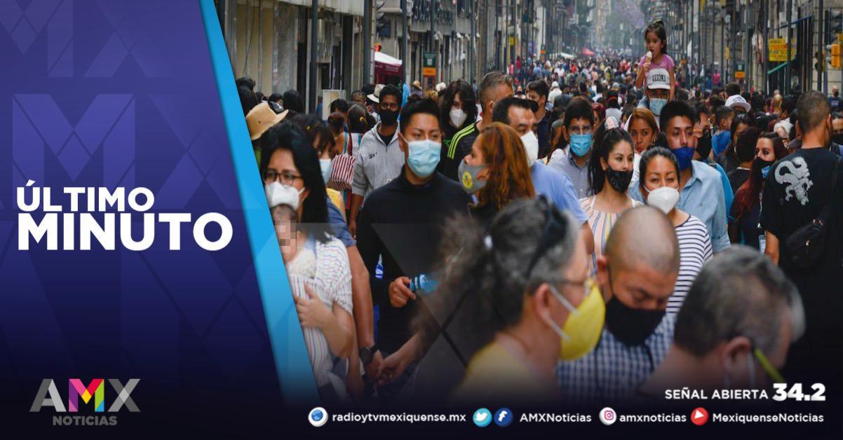 ACUMULA MÉXICO 214 MIL 095 DEFUNCIONES POR COVID-19