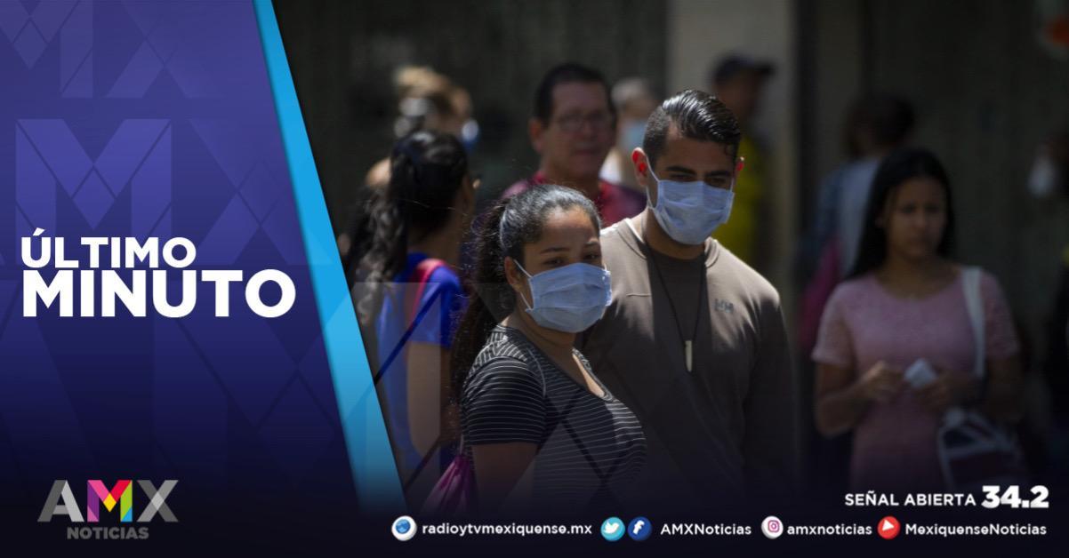 MÉXICO ACUMULA 216 MIL 907 DEFUNCIONES POR COVID-19