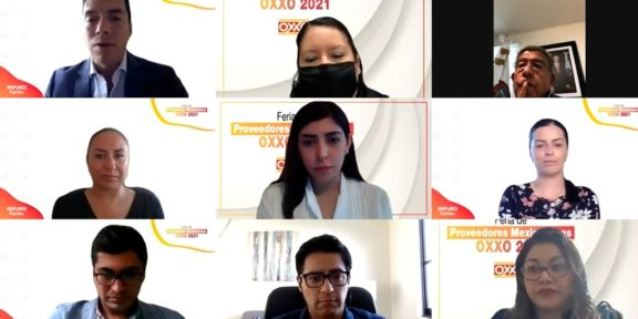 BUSCAN MIPYMES MEXIQUENSES SER PROVEEDORAS DE OXXO