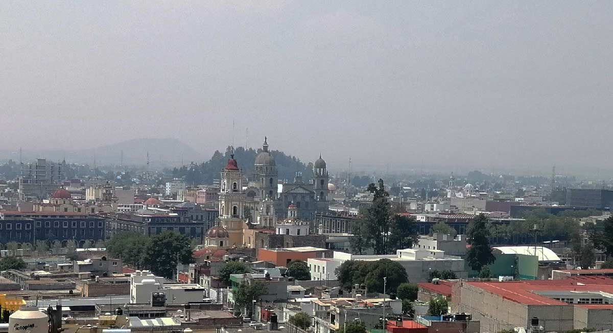 MANTIENEN FASE PREVENTIVA DE CONTINGENCIA AMBIENTAL EN TOLUCA Y SANTIAGO TIANGUISTENCO