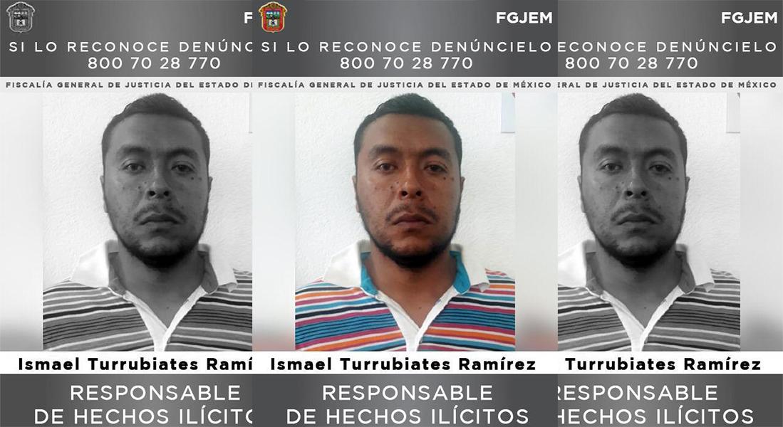 RECIBE PRISIÓN VITALICIA POR TRIPLE HOMICIDIO EN TECÁMAC