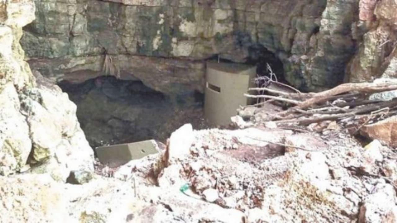 LLUVIAS CAUSAN DERRUMBES EN LAS GRUTAS DE XTACUMBILXUNAÁN EN CAMPECHE