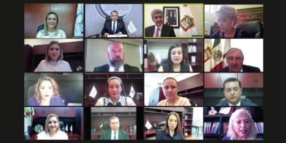 CONMEMORA TRIBUNAL ELECTORAL DEL ESTADO DE MÉXICO SU 25 ANIVERSARIO